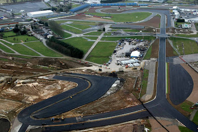 Silverstone expects to the future