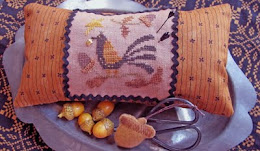 Acorn Lover Stitching Necessaire - $7.50