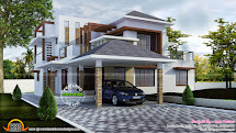 Kerala House Floor Plans