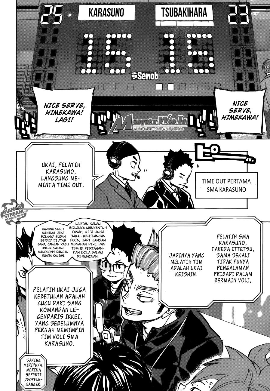 Haikyuu!! Chapter 240-2