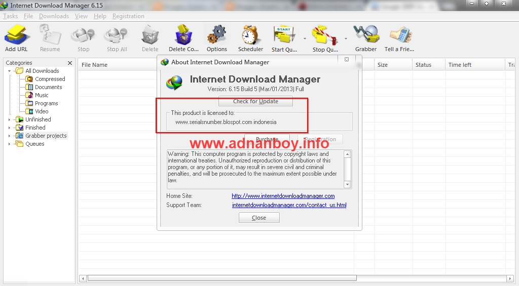 Internet download manager idm v5.19 build 4 incl crack