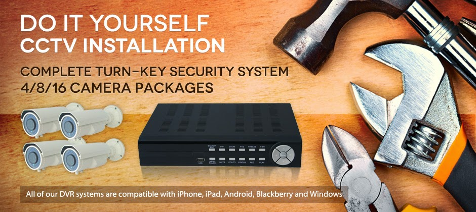 Trinidad cctv made easy do it yourself kits do it yourself kits solutioingenieria Image collections