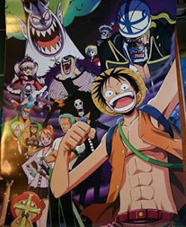 One Piece Saga Thriller Bark