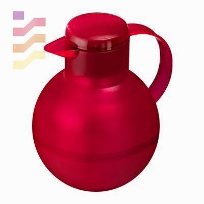 Dzbanek termiczny do herbaty z zaparzaczem