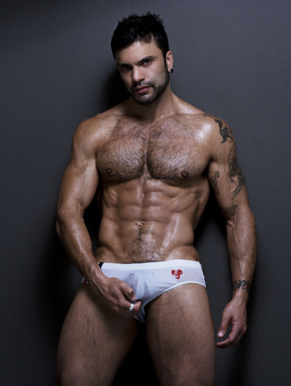 ROGAN RICHARDS; MODEL OF THE YEAR 2013 | 100%MALEMODELS