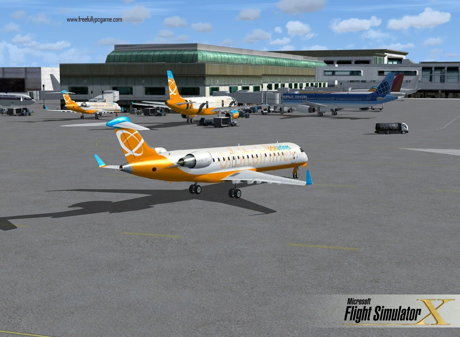 Flight simulator games for pc free