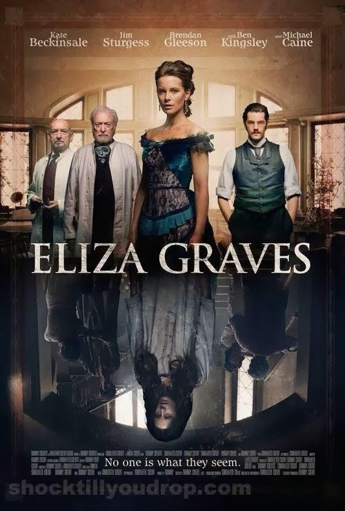 Nuevo póster para 'Eliza Graves'