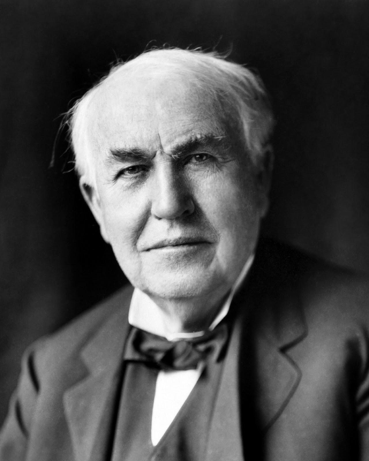 Mathematik und Physik für die Realschule: Thomas Edison