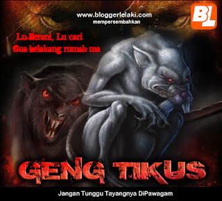 Geng Tikus Bermaharajalela di Kuala Lumpur