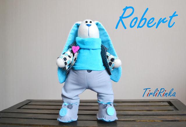 TirliRinka игрушка ручной работы