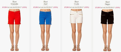 Shorts primavera