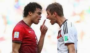 Allemagne 4-0 Portugal # Résumé