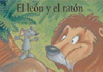 EL LEON Y EL RATON--FABULA