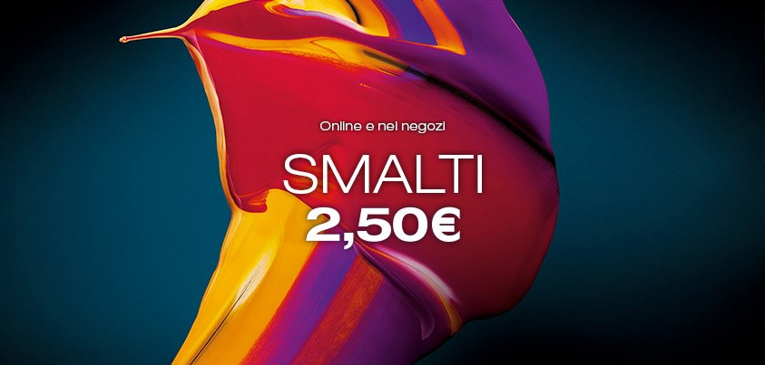 KIKO - Smalti a 2,50€