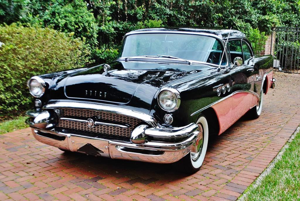 1955 buick special 4 door images for 1955 buick century 2 door