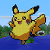 Best Pikachu HD Pixel Art