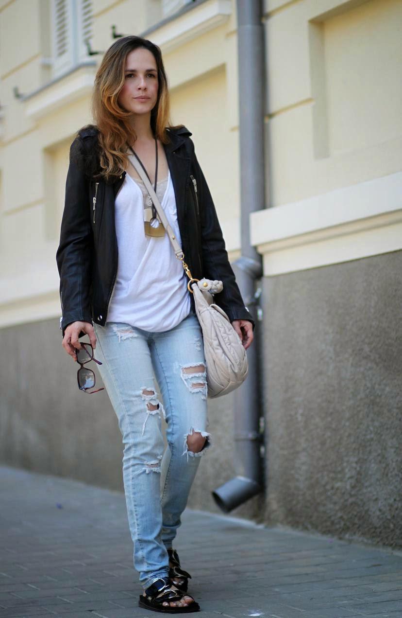 whatiwore, exclusive, ss14, ootd, lookoftheday, effortless, motojacket, fashionblog, אופנה, בלוגאופנה, גוסטייל  Schedule
