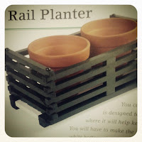 Rail Planter you can make