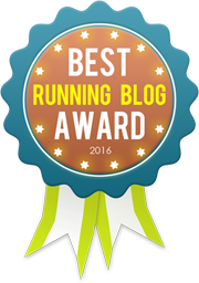 Best Running Blog Award