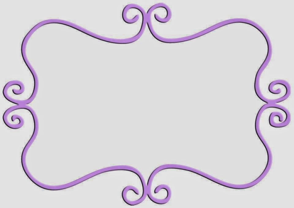 Princess Party Free Printable Frames Toppers Or Labels