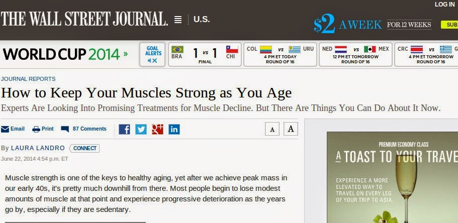 http://online.wsj.com/articles/how-to-keep-your-muscles-strong-as-you-age-1403470488
