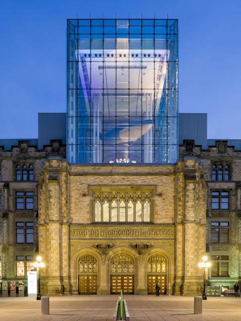 01 Museo Canadiense de la Naturaleza por los arquitectos KPMB