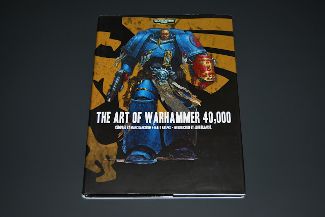 artbook warhammer 40 000 spacemarines space marines imperium