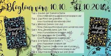 """Blogtour """"Zauber der Elemente"""""""