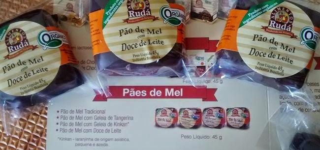 Bolo, Biscoitos, Recebido, Ruda Orgânicos, Resenha, Publidica, Chocolate, Doce de Leite, Lanche, Saudável,