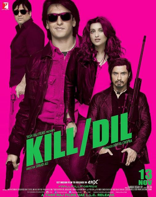 Đôi Bạn Sát Thủ - Kill Dil