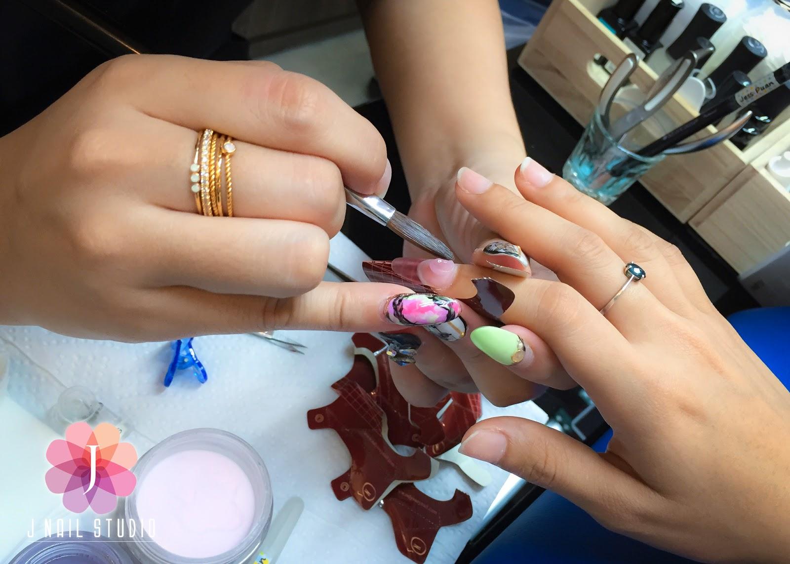 J Nail Studio: Nail Courses Singapore