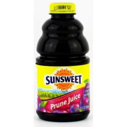 Prune juice belly fat