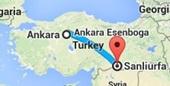 Ankara'dan Şanlıurfa'ya Kaç Saatte Gidilir