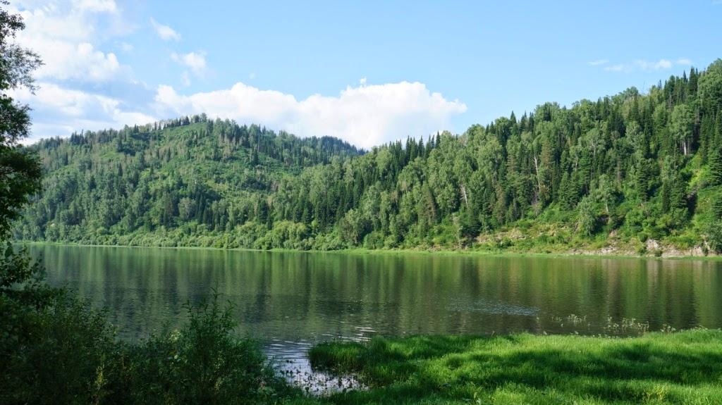 Шорцы и телеуты верили в существование хозяина гор, воды