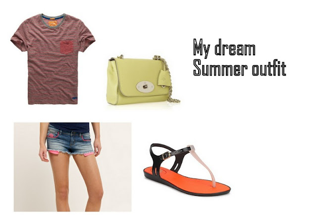 what items of clothing i would love for my dream summer outfit, all from superdry or mel