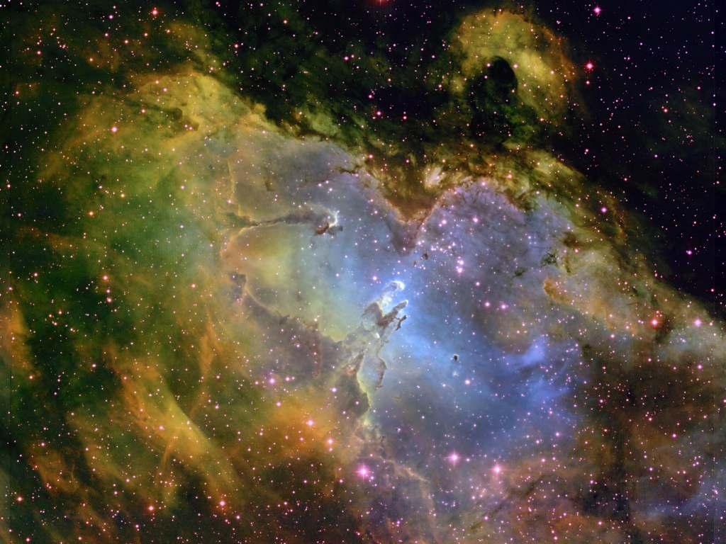 Eagle nebula wallpaper hd earth blog - Nebula wallpaper hd ...