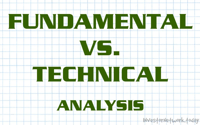 fundamental vs technical analysis thesis In general, technical analysis is used for a trade, whereas fundamental analysis is used to make an investment investors buy assets they believe can increase in.