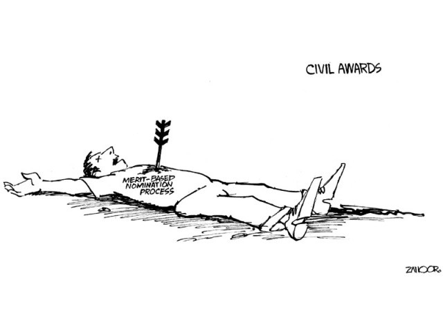 The Express Tribune Cartoon 16-8-2011