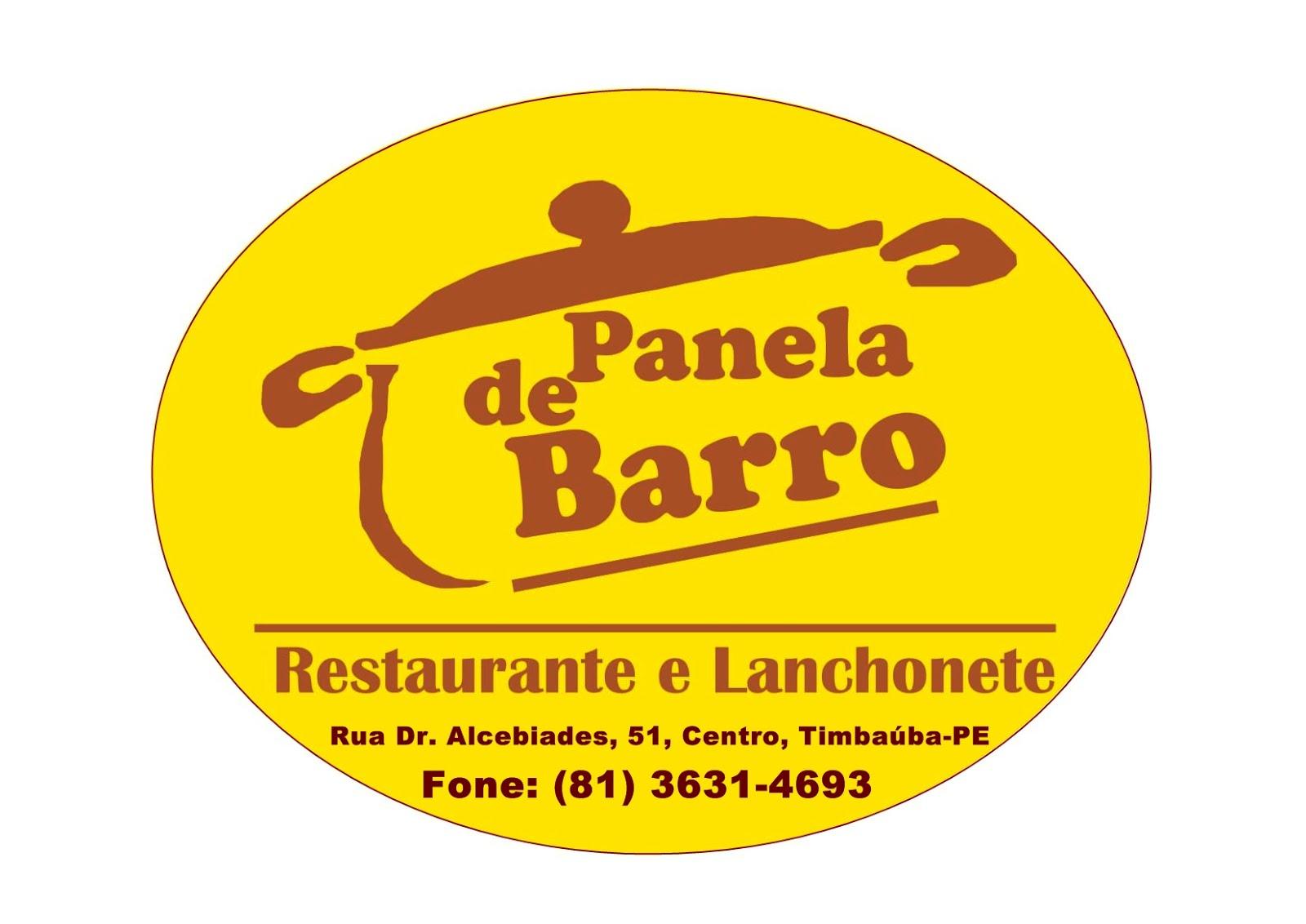 Restaurante e Lanchonete Panela de Barro