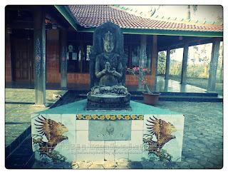 Patung Ken Dedes Selo Belah