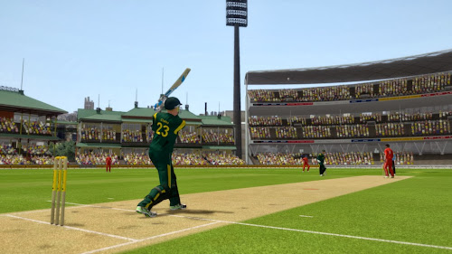 Screen Shot Of Ashes Cricket (2013) Full PC Game Free Download At Downloadingzoo.Com