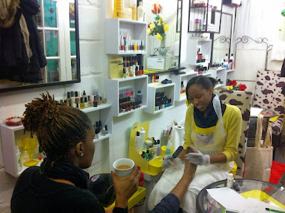 Y. Wait Nail Bar and Beauty Salon, Wood Street Indoor Market