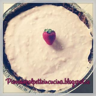 93 - cheesecake a due colori di benedetta parodi