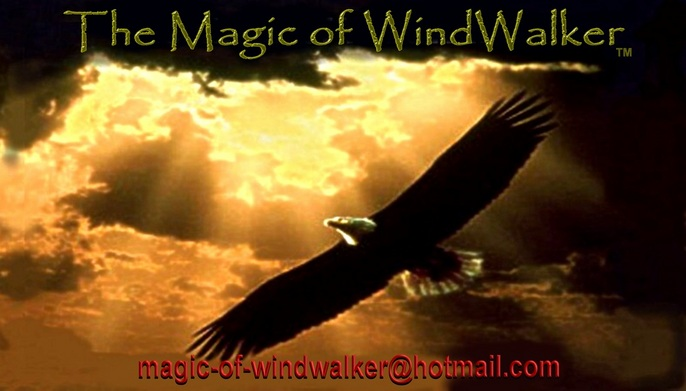 The Magic of WindWalker