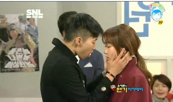 [ENG] 140823 SNL Korea S05E21 - New Secret Project (Jay ...