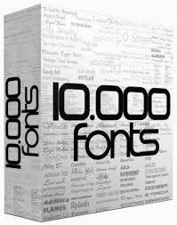 Font Collection 2015