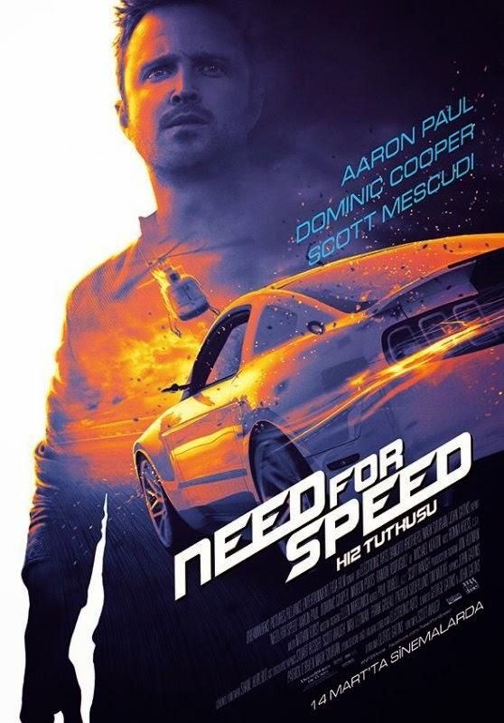 Hız Tutkusu – Need For Speed (Türkçe Dublaj) Full İndir