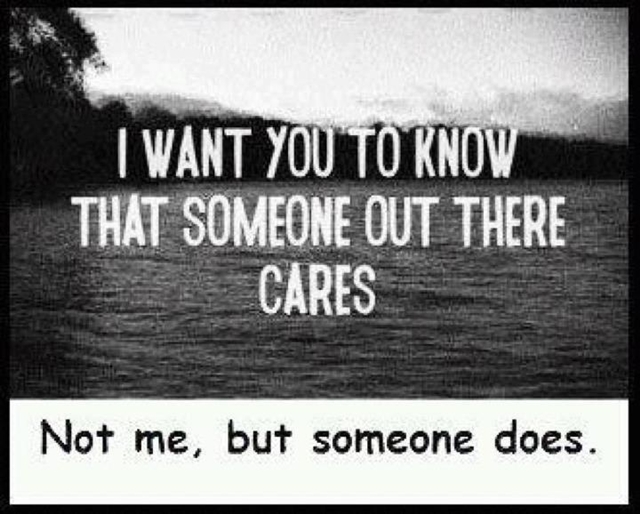 How to tell if someone cares about you or not