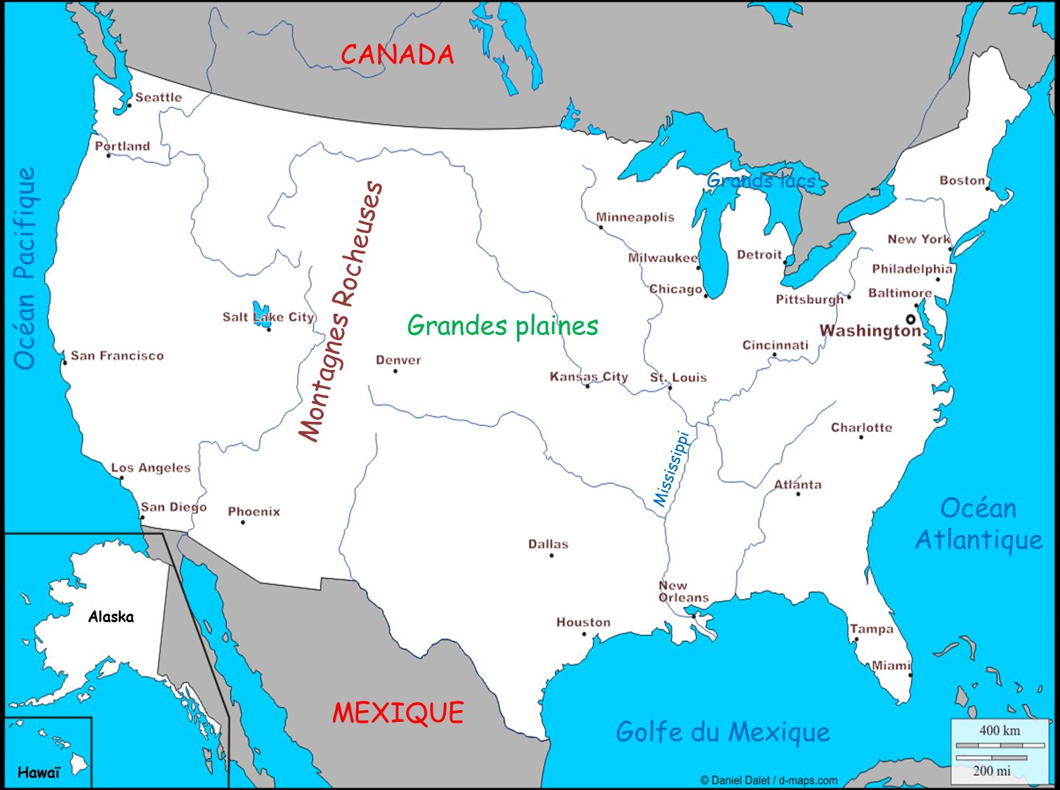 Cartes des territoires contestés