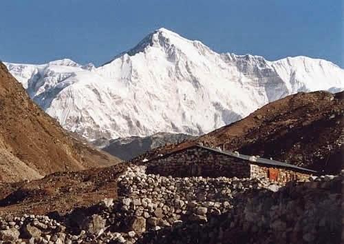 Cho Oyu 8201m (26906ft) Nepal